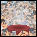 【背景】撮影会