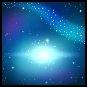【背景】宇宙空間